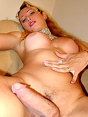 Michelly Prado And Her Big Shemale Cock