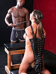 Interracial Tranny