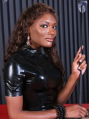 Mistress Amyiaa is very disappointed in her submissive slave/boyfriend lately. She decides he needs a session in the dungeon to remind him why he serves her.