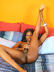 Big cock black shemale Brooke