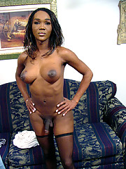 Really tight tranny looking for some white dick