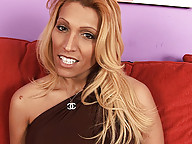 Shawna is the all american tranny nextdoor
