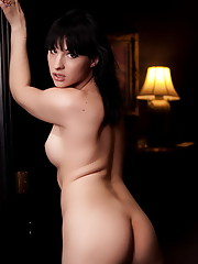 Alluring tgirl Bailey Jay stripping and posing
