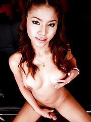 Innocent looking ladyboy who loves to get pounded!