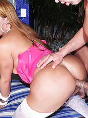Marcus is hot for Angelika Campus and dreams of fucking her juicy ass