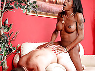 Natalia Coxxx pounds Arnolds eager ass!