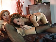 Naughty TMILF Jasmine banging Sherry