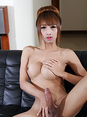 Exotic cutie Cartoon stripping and posing