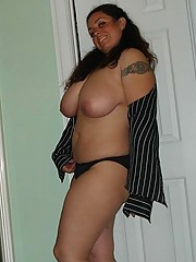Busty amateur stripping cause it