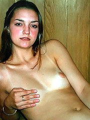 Big boob slut has no shame showing her tits and they crave the cock.