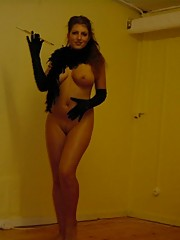 MILF gets horny and loves to be fucked like a whore.