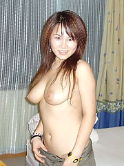 Picture gallery of hot Asian GFs