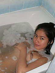 Mix picture set of sexy Asian chicks