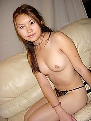 Pictures of naked and naughty Asian girlfriends