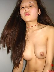 A collection of hot Asian babe pics