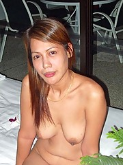 A collection of totally naked Asian hotties