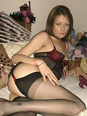 Pictures of a hot and sultry housewife