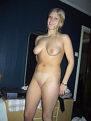 Pictures of busty MILFs displaying their breasts