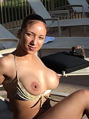 A collection of juicy and sweet Latina breast pics