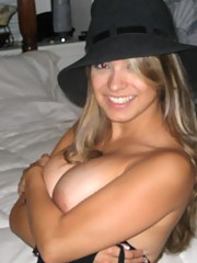 Photos of a gorgeous GF with an amazing pair of tits