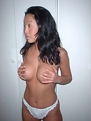 Hot-ass Asians with big boobs