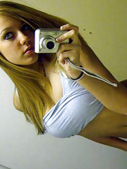 hot self shot teens