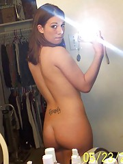 Random non nude hotties self shot