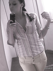 Picture collection of a super hot selfshooting babe