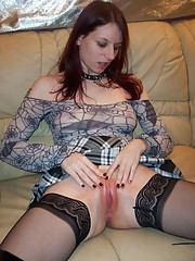 Picture collection of random masturbating girlfriends