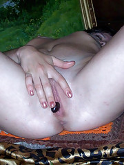 Pictures of naked chicks masturbating