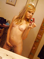 Various pictures of GFs finger-fucking their twats