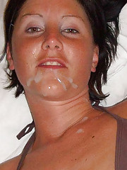 Pictures of girlfriends who are wet and wild with jizz