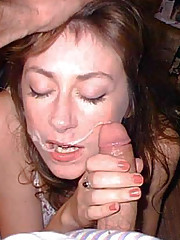 Photo collection of jizzed GFs
