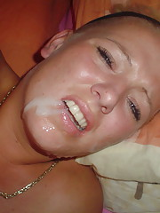 Photo collection of amateur cumshots