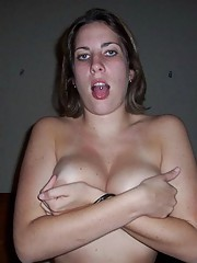 Group of naughty GFs who got jizzed