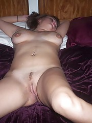 Jenny poses and sucks cock