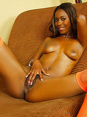 Heidi Is One Sweet Black Babe!