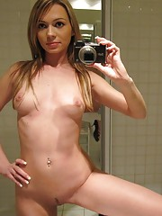 Wild nude self shot she devil girls show off