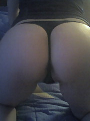 cute ass on this girl with her bf lots of kissing no sucking tho