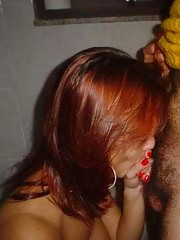 redhead in dirty pictures