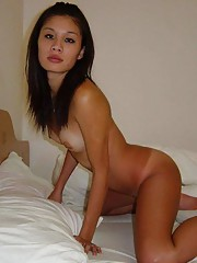 tasty hot asian cutie takes her own pictures