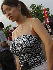 big boobs in the street big update