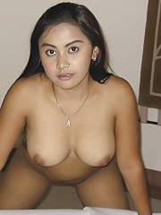chubby asian poser spreads and looks totally natural doing it