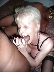 amateur interracial handjob