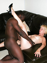 amateur interracial gang bang
