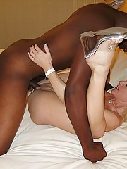 amateur interracial gangbang