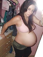 Amateurs pictures of horny pregnant girlfriends