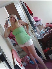 Amateurs pictures of real cute ex pregnant girlfriends