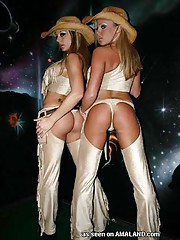 Picture collection of hot and wild amateur party chicks