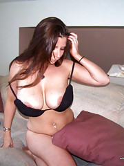 Picture collection of random heavy-chested wives